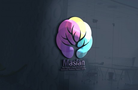 """לוגו מסל""""ן - מרכז סיוע לנפגעי/ות תקיפה מינית"""